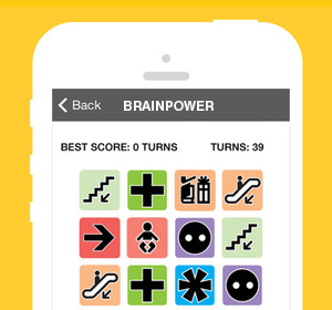 <span>BRAIN POWER: MOBILE APPLICATION</span>