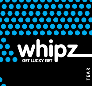 <span>WHIPZ: BRANDING + PACKAGE DESIGN</span>