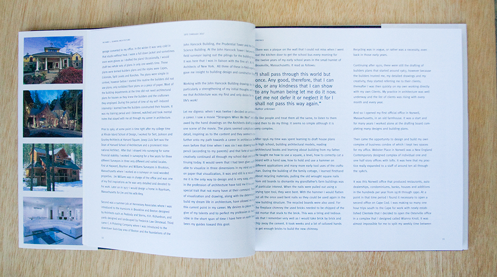Book Design and Page Layout
